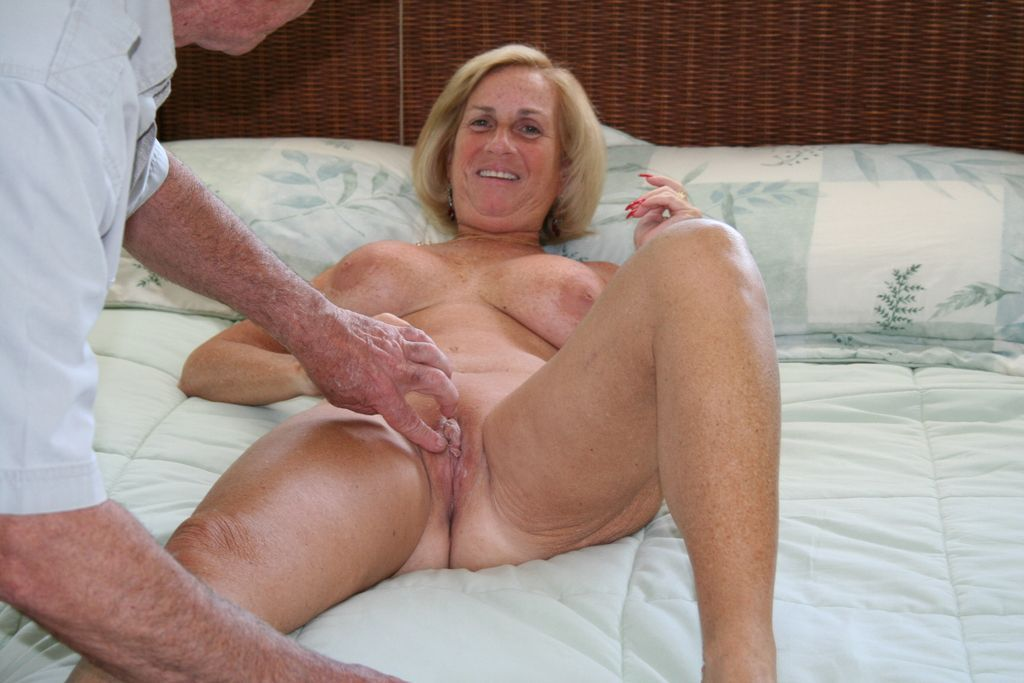 Shaved granny photos