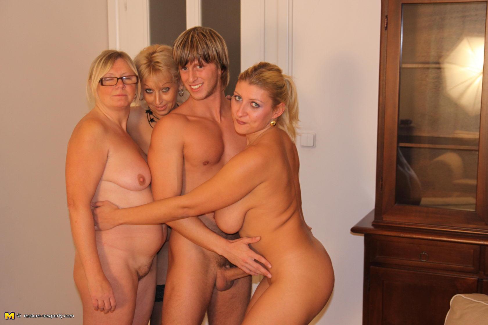 Swinger familj tabu