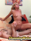 sexy-milf-strips-out-of-her-green-dress-and-gets-her-willing-pussy-dicked