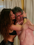 nude-leashed-grandpa-gets-whipped-by-leggy-mistress-and-licks-her-high-heels