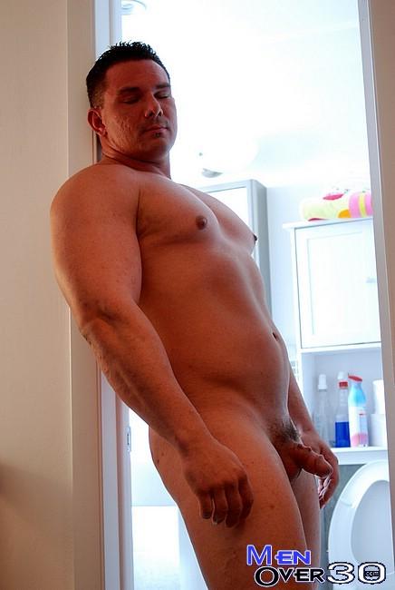 naked middle age white men