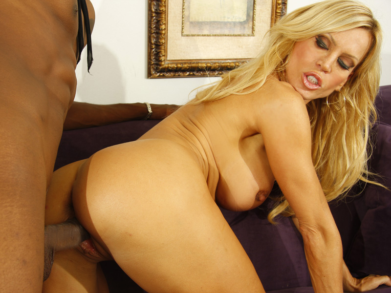 Blonde cheater rides cock after massage 1
