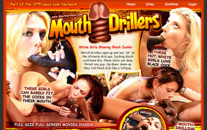 mouth-drillers