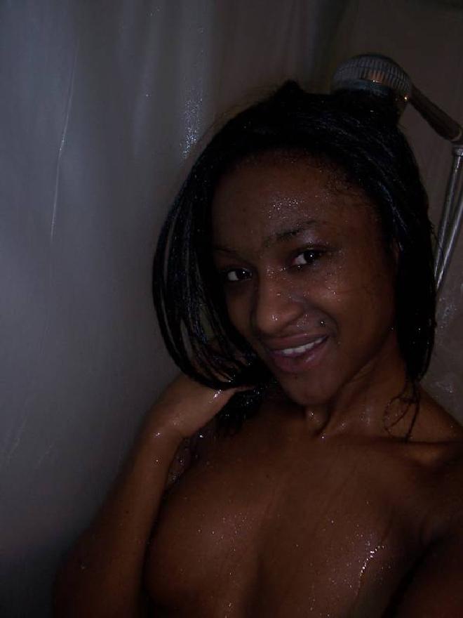 ebony gf tits