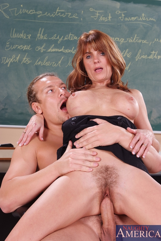 milf teachers Hairy