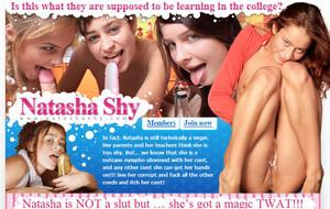 natasha-shy