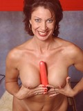 nude-sexy-bodied-milf-fucks-her-perfect-boobies-and-shaved-beaver-with-color-dildo
