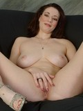 mature-mommy-with-juicy-tits-and-shaved-pink-pussy-kicks-off-her-leopard-shoes