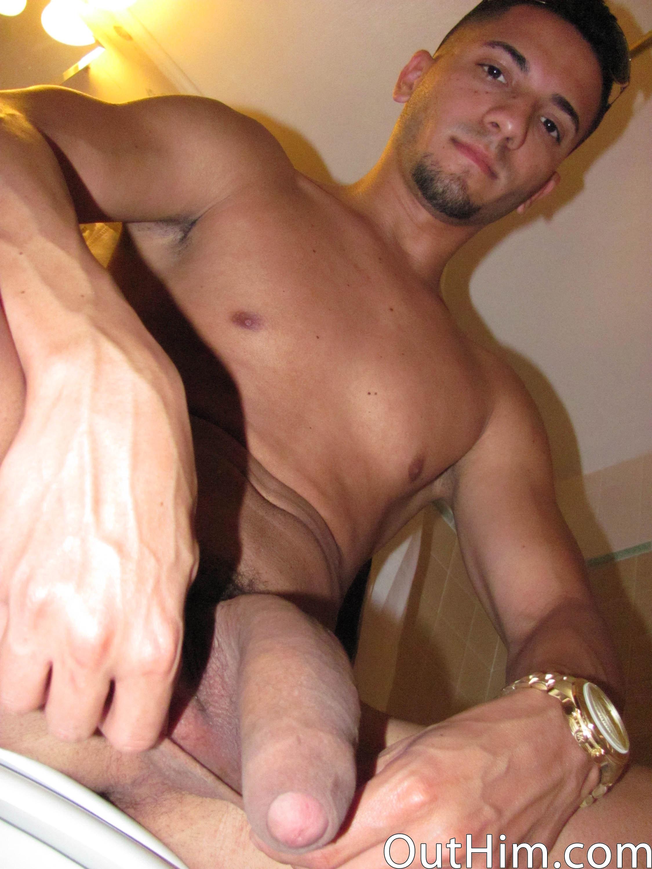 uncut dick hot