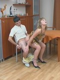 sexy-lady-in-pantyhose-bends-over-and-gets-her-fuck-hole-banged-good-and-hard