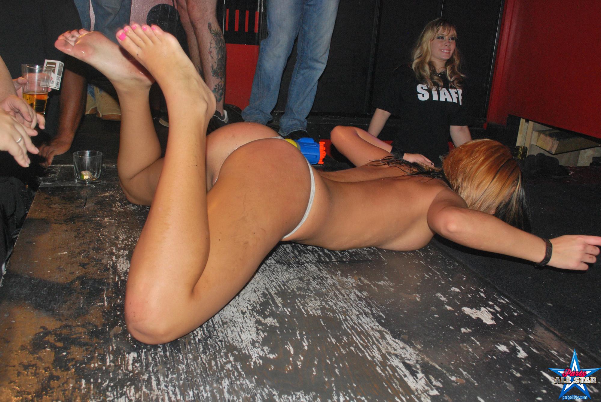 Party sex contest