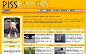 piss-hunters