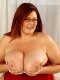 hot-bbw-with-huge-melons-trying-to-fool-and-play-around-over-her-big-bed