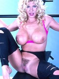 busty-blonde-milf-works-out-in-the-gym-showing-her-big-boobs-and-bushy-triangle