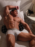 muscled-dude-with-stunning-torso-poses-in-tight-fit-briefs-and-totally-naked