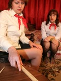 uniformed-russian-schoolgirl-in-pantyhose-gets-punished-by-her-strict-mate