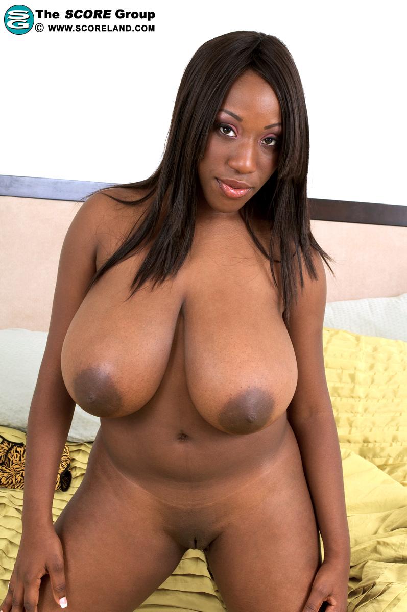 Big tit dark black girls