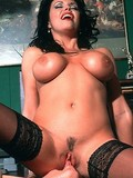 busty-lingerie-brunette-in-black-stockings-gets-fucked-in-every-hole-by-four-eyed-coworker