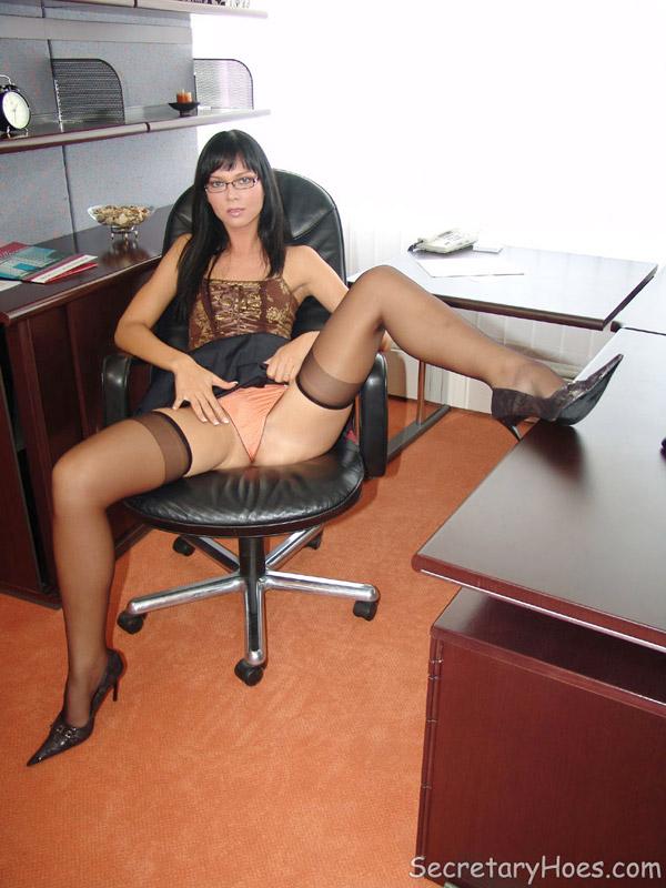 Hot and horny secretaries