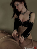 shemale-mistress-in-black-bra-fishnets-and-boots-plays-with-bound-man-s-cock-then-fucks-his-ass