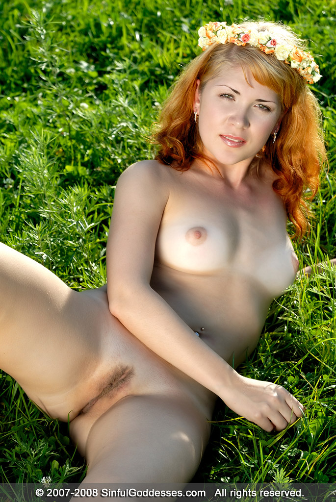 Nude redhead goddesses, xxx machine photo mother