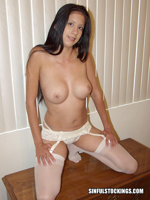 Sinfully Pantyhose Pussy Sinfully 103