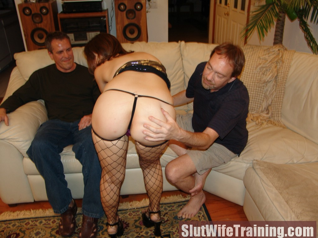 husband and wife aroused