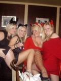drunk-amateur-girls-pose-in-stockings-and-sexy-clothes-at-the-indoor-party