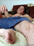 You will be damn excited and hard when see this straight guy heavily stroking