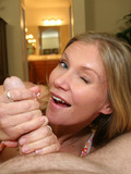 playful-big-titted-woman-rubs-and-licks-thick-rock-hard-cock-from-your-point-of-view