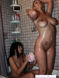 two-incredibly-sexy-chicks-with-fine-boobs-take-a-bath-together-and-wash-each-other