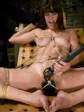 pretty-faced-brown-haired-slave-girl-gets-rope-bound-hooked-and-suspended