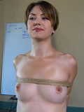 nude-rope-bound-lady-with-hands-behind-her-back-gets-punished-in-front-of-curious-gentleman