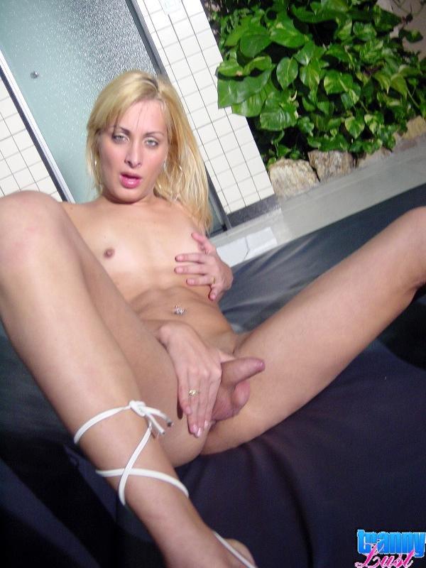 Lust Of Tranny