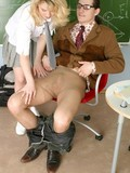 kinky-spectacled-guy-shows-that-he-wears-pantyhose-and-gets-turned-on-by-sexy-college-girl