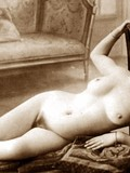 nude-curvy-vintage-models-show-off-their-juicy-breasts-and-natural-hairy-snatches