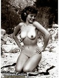 vintage-models-show-off-their-natural-tits-and-pose-in-stockings-in-these-black-and-white-pics