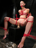 bound-brunette-rides-dildo-and-learns-more-about-water-bondage-for-mistress-pleasure
