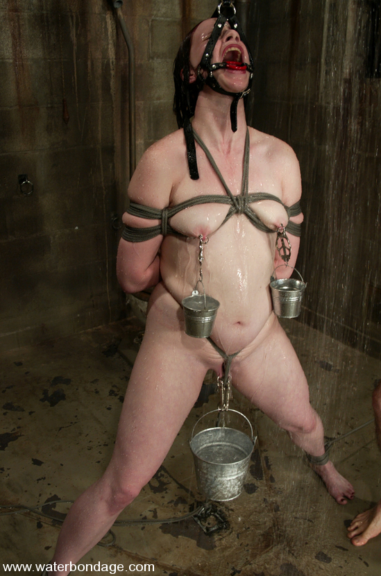 Nude girls in tied up
