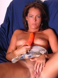 enthusiastic-mature-woman-fucks-her-thirsty-shaved-pussy-with-vibrator
