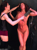 slave-girl-gets-her-shaved-snatch-covered-in-wax-in-outdoor-suspension-after-whipping