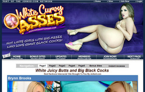 white-curvy-asses