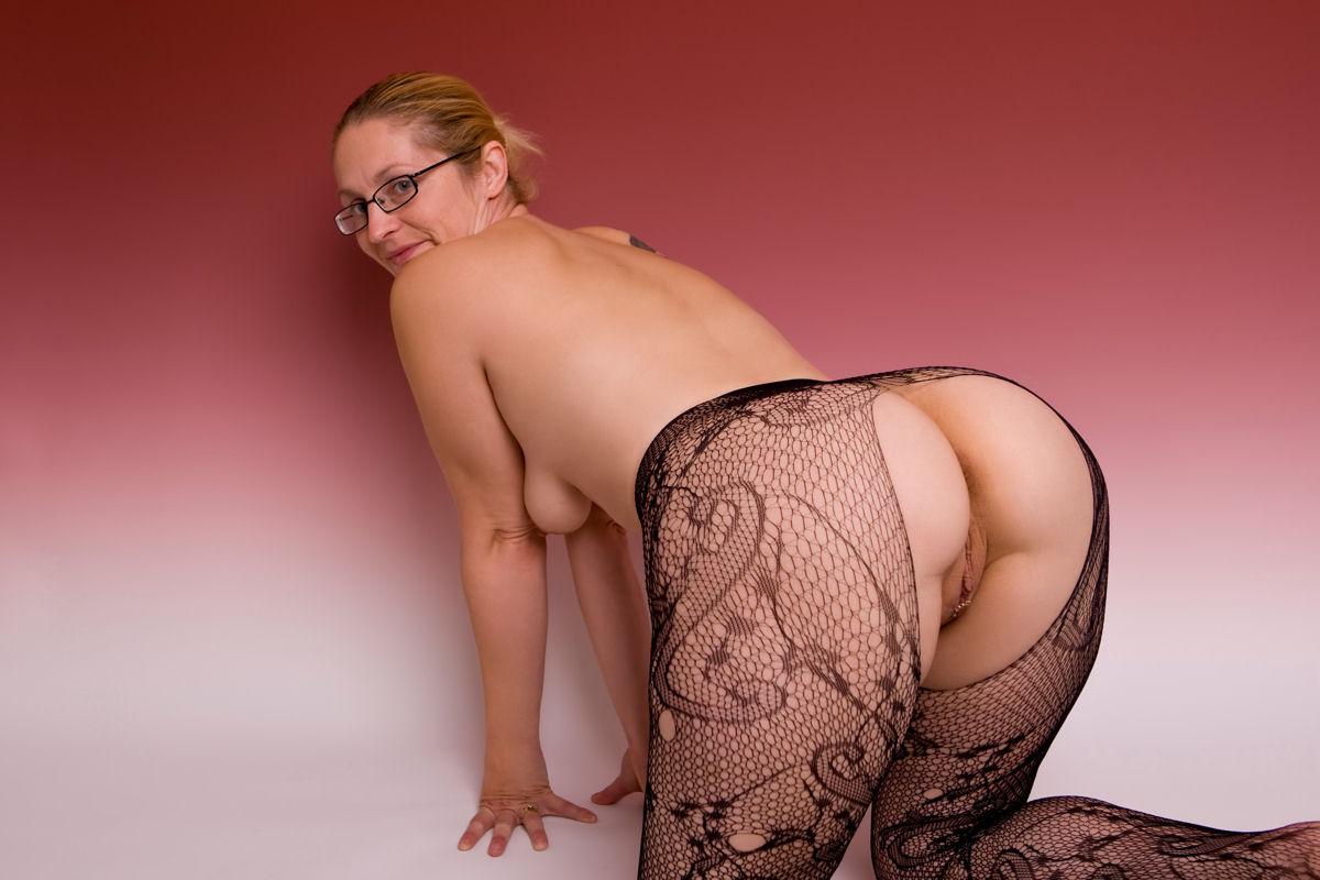 Mature age nude women