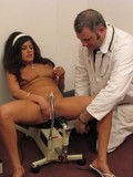 brunette-plays-with-vibrator-in-front-of-mature-doctor-then-gets-her-hole-filled-with-toy