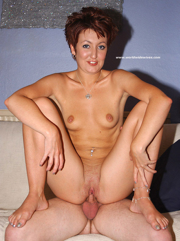Amateur cutie takes on two cocks at once 10