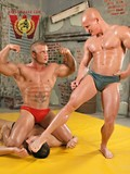 two-gay-wrestlers-fuck-sexy-weak-guy-at-both-ends-with-their-solid-cocks