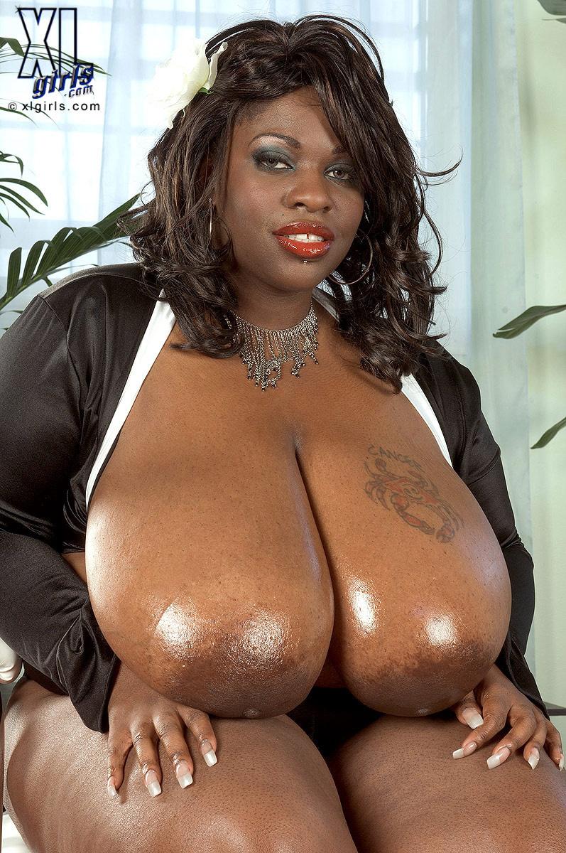 Naked Very Dark Black Skin