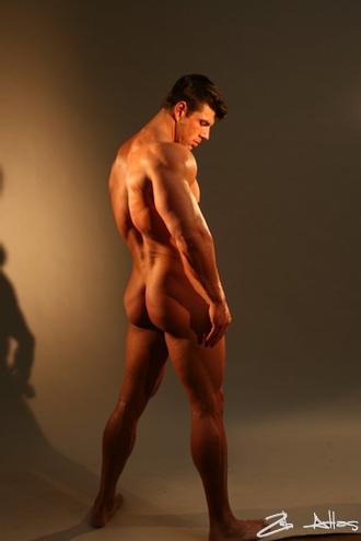 Naked pics zeb atlas, public nude male