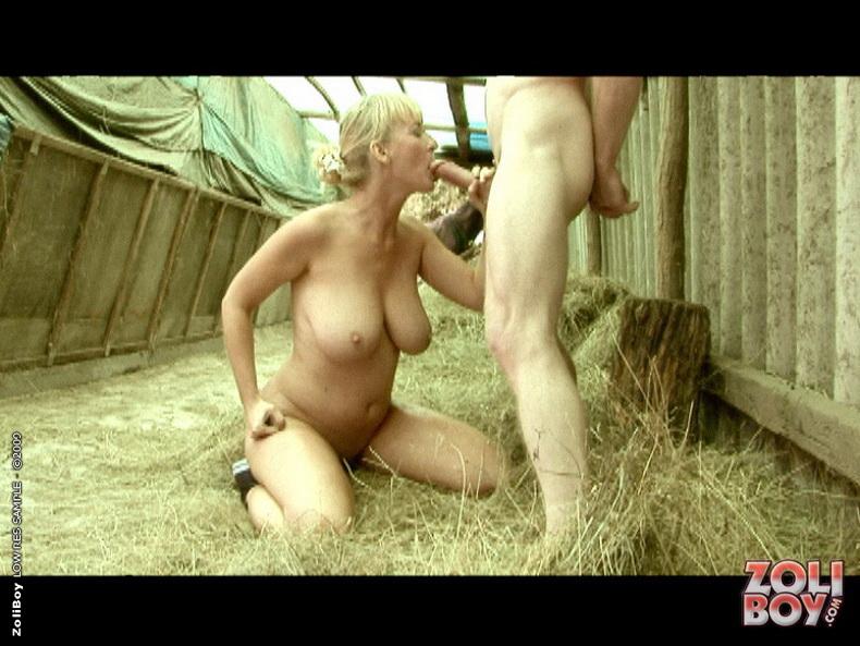 порно на селе